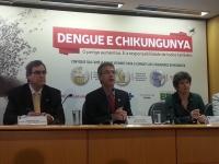 Brasil tem 340 cidades com risco de surto de dengue, informa ministério